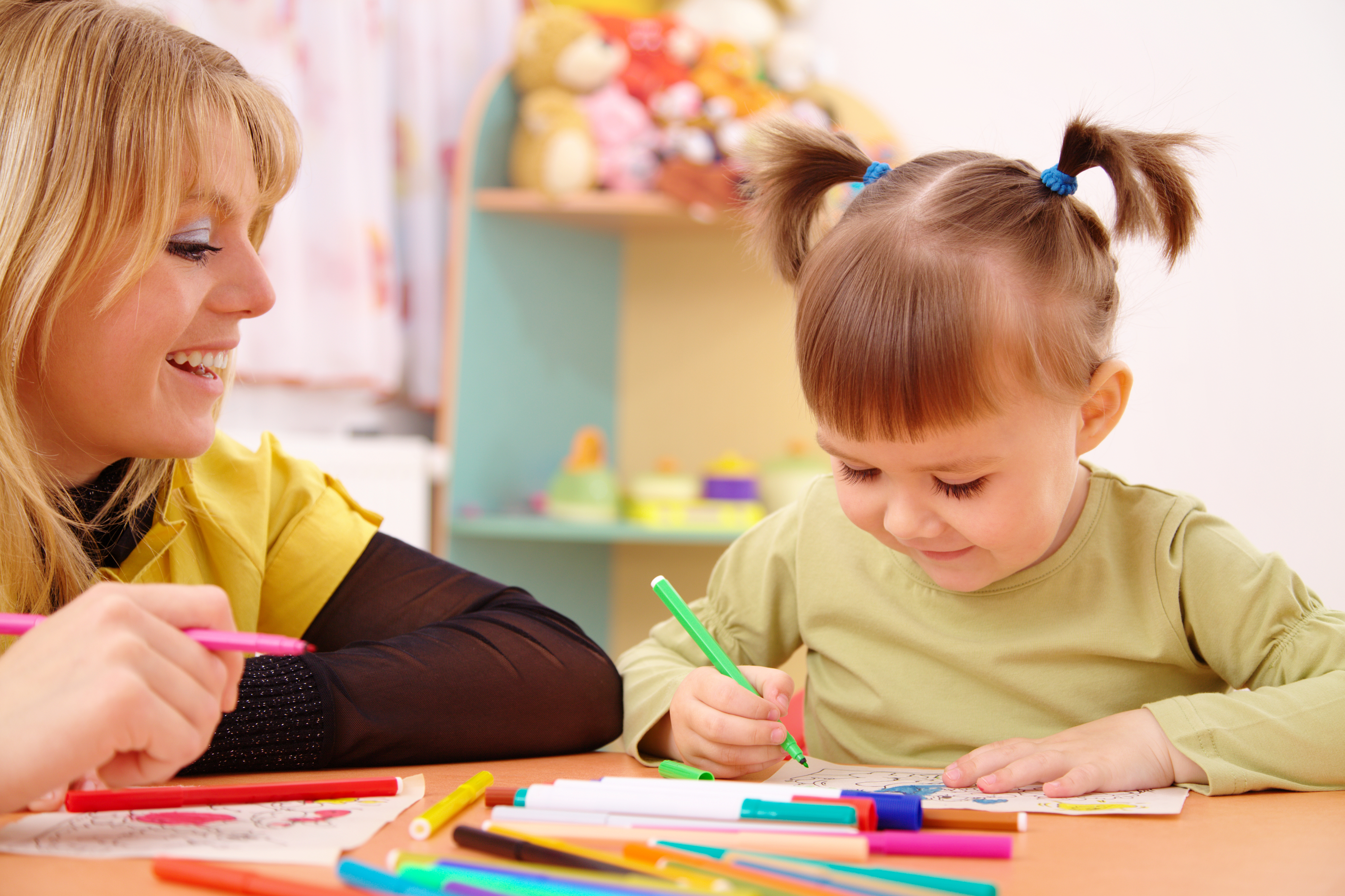 As the early years practitioner with