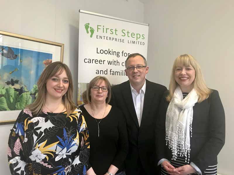 First Steps Enterprise Limited - Team Photo