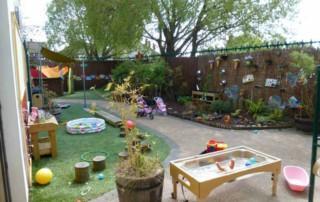 First Steps - Footprints Nursery Netherton